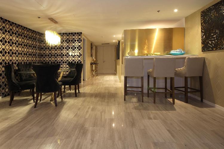 splendid Dubai - Luxury 3 Bedroom Apartment - D1 Tower holiday home