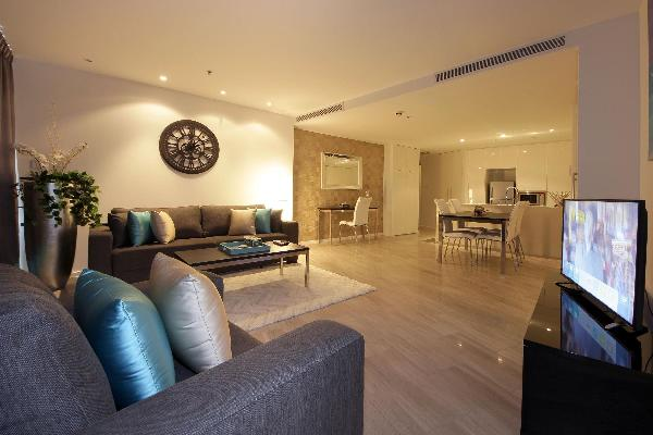 Dubai - Luxury 1 Bedroom Apartment Culture Village