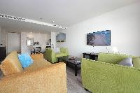 peaceful Dubai - Luxury Spacious 1 Bedroom Apartment D1 Residences holiday home