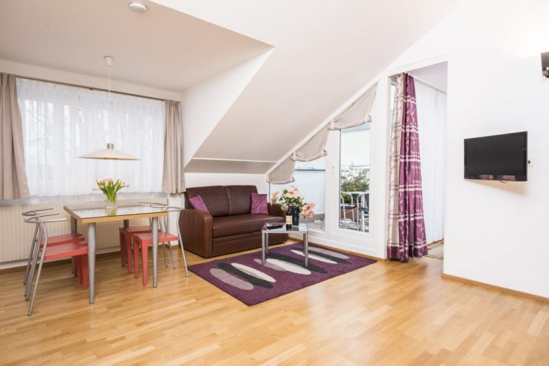 nice Vienna - Apartment 2 with Private Terrace luxury holiday home and vacation rental