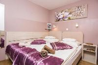 pristine bed sheets and pillows in Vienna - Apartment 2 with Private Terrace luxury holiday home and