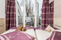 cool access to the balcony of Vienna - Apartment 2 with Private Terrace luxury holiday home and vaca