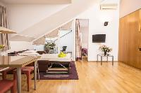 spacious Vienna - Apartment 2 with Private Terrace luxury holiday home and vacation rental