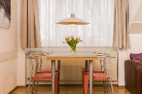 delightful dining area in Vienna - Apartment 2 with Private Terrace luxury holiday home and vacation