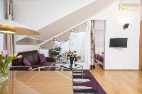awesome interiors of Vienna - Apartment 2 with Private Terrace luxury holiday home and vacation rent