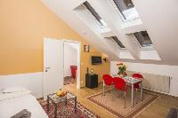 spacious Vienna - Apartment 3 Attic luxury holiday home and vacation rental