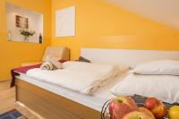 clean and crisp bedroom linens in Vienna - Apartment 4 Bright Studio luxury holiday home and vacatio