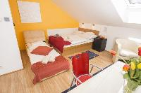 sunny and airy Vienna - Apartment 4 Bright Studio luxury holiday home and vacation rental