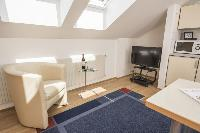 delightful sitting area in Vienna - Apartment 4 Bright Studio luxury holiday home and vacation renta