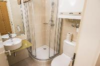 invigorating shower of Vienna - Apartment 6 luxury holiday home and vacation rental