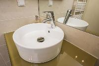 fresh and clean bathroom in Vienna - Apartment 6 luxury holiday home and vacation rental