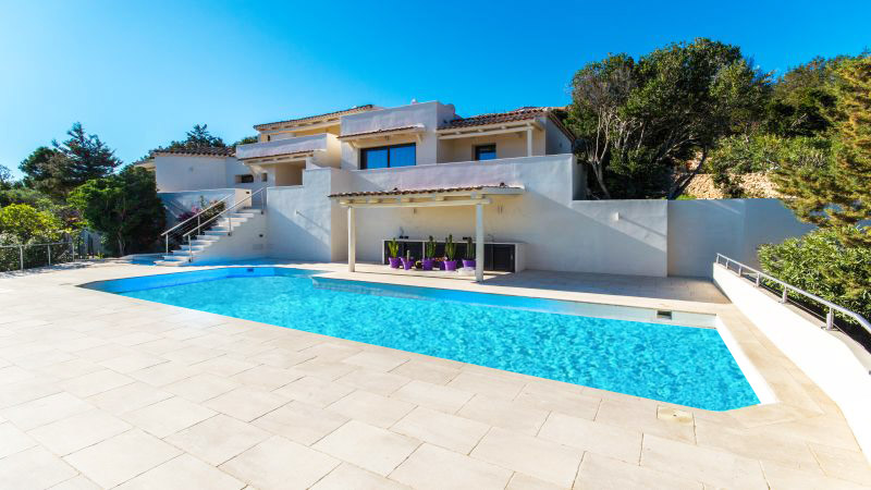Sardinia - Villa Blanca