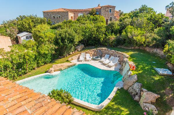 Sardinia - Villa Blu