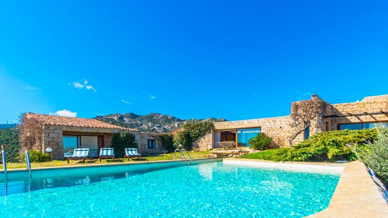 beautiful Sardinia - Villa Sunshine luxury apartment and holiday home
