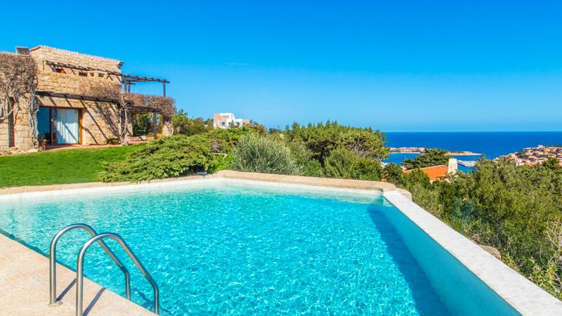 wondrous Sardinia - Villa Sunshine luxury apartment
