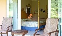 cool lanai furniture at Costa Rica Colina 12E luxury apartment
