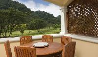 cool terrace of Costa Rica Colina 14C luxury apartment