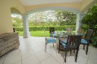 pretty lanai of Costa Rica Colina 4F luxury apartment