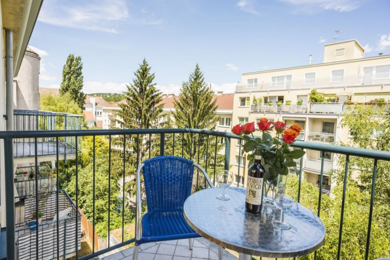 beautiful Vienna - Apartment R26 with Balcony luxury vacation rental and holiday home