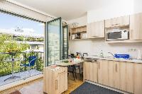 airy and sunny Vienna - Apartment R26 with Balcony luxury vacation rental and holiday home
