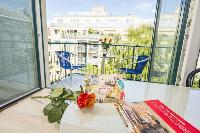 bright and breezy Vienna - Apartment R26 with Balcony luxury vacation rental and holiday home