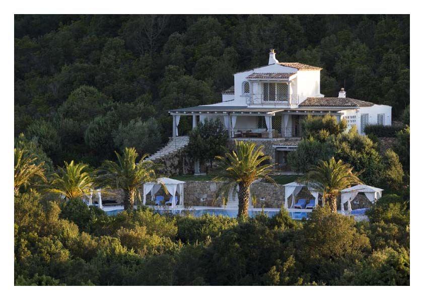 Sardinia - Villa White