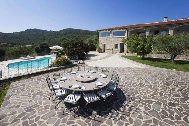 Sardinia - Villa Star