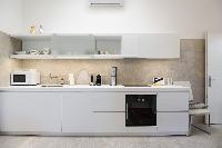 swanky kitchen of Vienna - Golf Apartment luxury vacation rental and holiday home