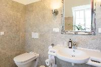 clean and fresh bathroom in Vienna - Golf Apartment luxury vacation rental and holiday home