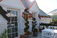 pretty balcony of Vienna - Golf Apartment luxury vacation rental and holiday home