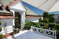 lovely balcony of Vienna - Golf Apartment luxury vacation rental and holiday home