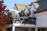 cool exterior of Vienna - Golf Apartment luxury vacation rental and holiday home