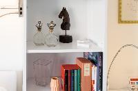 neat bedroom in Vienna - Studio Schoenbrunn luxury apartment