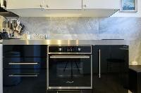cool kitchen appliances in Vienna - Studio Schoenbrunn luxury apartment