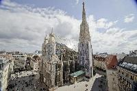 cool view of the city from Vienna - Studio Schoenbrunn luxury apartment