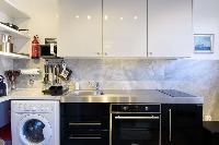 modern appliances in Vienna - Studio Schoenbrunn luxury apartment