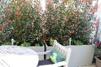 awesome balcony of Vienna - 2 Bedroom Patio Apartment luxury holiday home and vacation rental