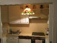 delightful kitchen of Vienna - 2 Bedroom Vista Apartment luxury holiday home and vacation rental