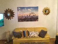 delightful living room of Vienna - 2 Bedroom Vista Apartment luxury holiday home and vacation rental