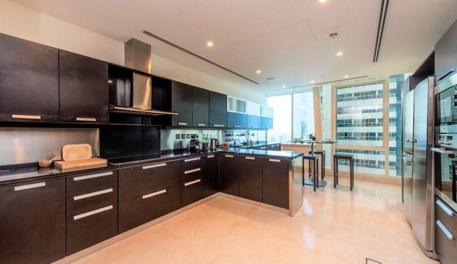 awesome Dubai - Exceptional 4 Bedroom Penthouse luxury apartment