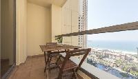 cheery Dubai - Spacious 1 Bedroom with Sea View luxury apartment