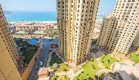incredible Dubai - Spacious 1 Bedroom with Sea View luxury apartment