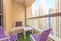 charming Dubai - Upgraded 3 BR Plus Maid's in Sadaf 5 JBR luxury apartment
