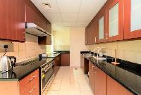 modern Dubai - Upgraded 3 BR Plus Maid's in Sadaf 5 JBR luxury apartment