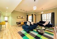 chic Dubai - Upgraded 3 BR Plus Maid's in Sadaf 5 JBR luxury apartment