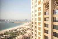 beautiful Dubai - Upgraded 3 BR Plus Maid's in Sadaf 5 JBR luxury apartment