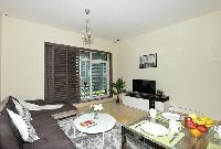 nice Dubai - Bright And Spacious 1 Bedroom in Trident Bayside luxury apartment