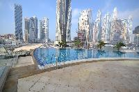 incredible Dubai - Bright And Spacious 1 Bedroom in Trident Bayside luxury apartment