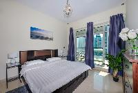 clean Dubai - Bright And Spacious 1 Bedroom in Trident Bayside luxury apartment
