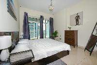 fresh Dubai - Bright And Spacious 1 Bedroom in Trident Bayside luxury apartment